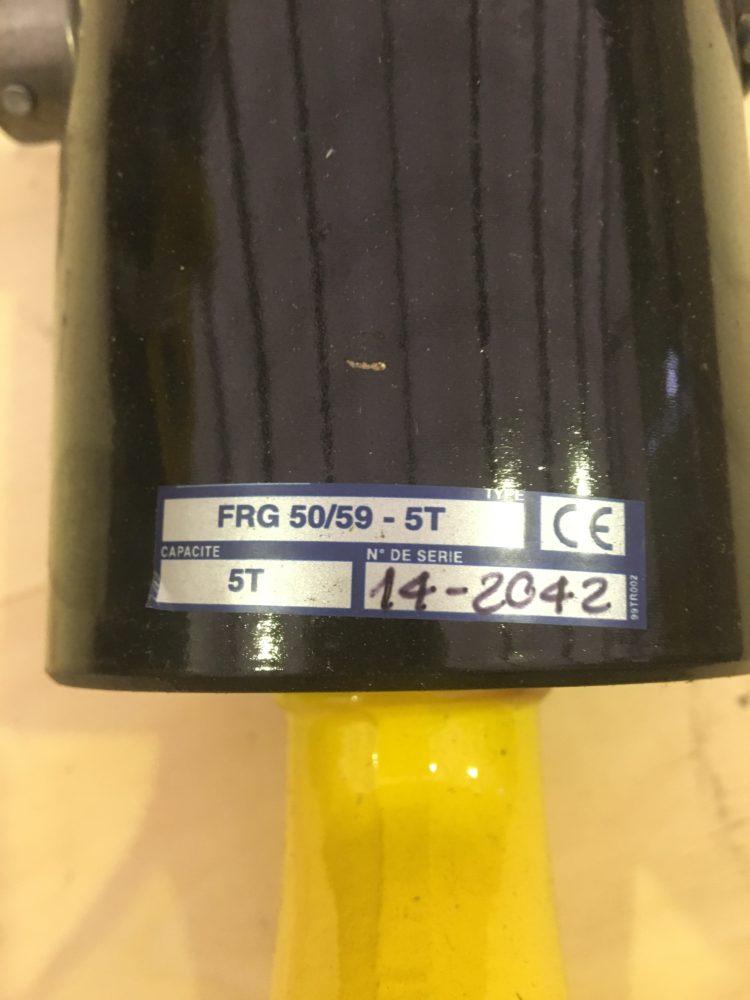 Krok FRG 5T